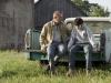 Kevin Costner и Dylan Sprayberry в фильме Человек из стали (Man of Steel)