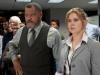 Laurence Fishburne и Amy Adams в фильме Человек из стали (Man of Steel)