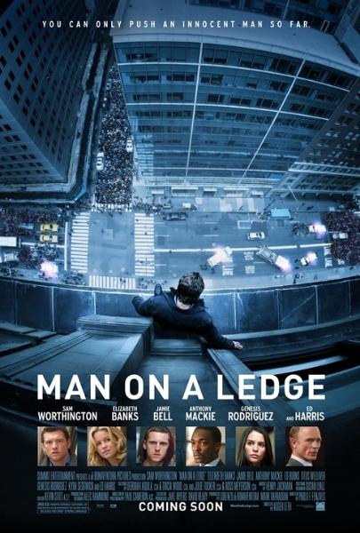 Фильм На грани (Man on a Ledge)