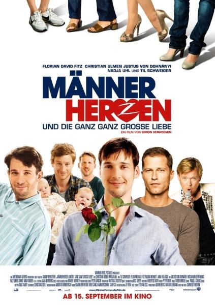 Фильм Мужчины в большом городе - 2 (Mannerherzen 2)