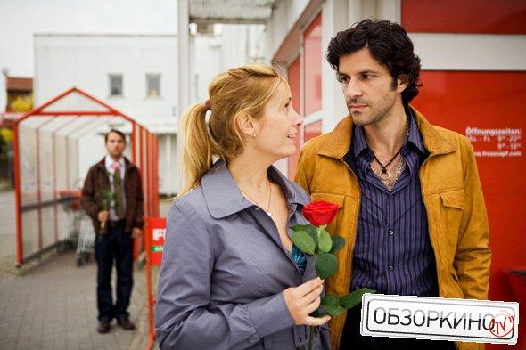 Сцена из фильма Мужчины в большом городе - 2 (Mannerherzen 2)