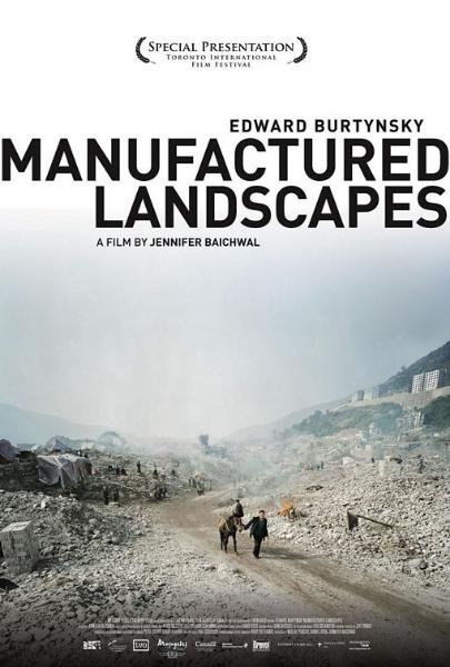 Фильм Индустриальные пейзажи (Manufactured Landscapes)