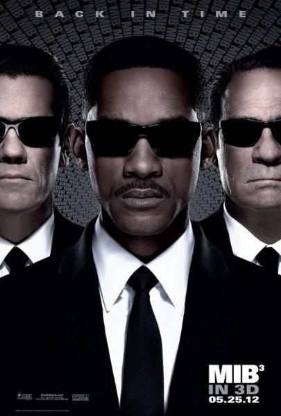 Фильм Люди в черном (Men In Black 3)