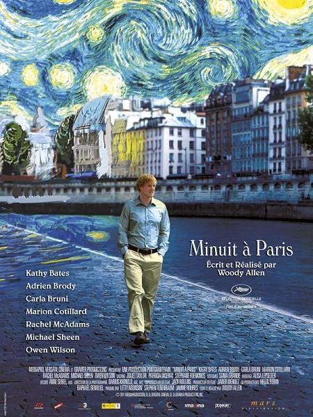 Фильм Полночь в Париже (Midnight in Paris)