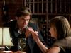 Brad Pitt и Kerris Dorsey в фильме Человек, который изменил все (Moneyball)