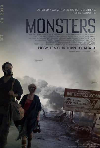 Фильм Монстры (Monsters)