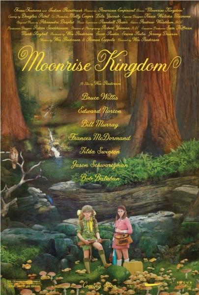 Фильм Королевство полной луны (Moonrise Kingdom)