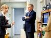 Harrison Ford, Rachel McAdams и Diane Keaton в фильме Доброе утро (Morning Glory)