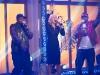 Diane Keaton, 50 Cent и Lloyd Banks в фильме Доброе утро (Morning Glory)