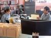 Rachel McAdams и Jeff Goldblum в фильме Доброе утро (Morning Glory)