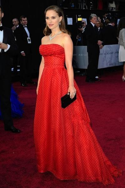 Natalie Portman на красной дорожке