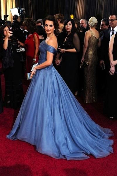 Penelope Cruz на красной дорожке