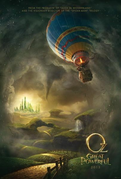 Фильм Оз великий и ужасный (Oz The Great and Powerful)
