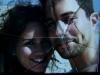 Micah Sloat и Kate Featherston в фильме Паранормальное явление (Paranormal Activity)