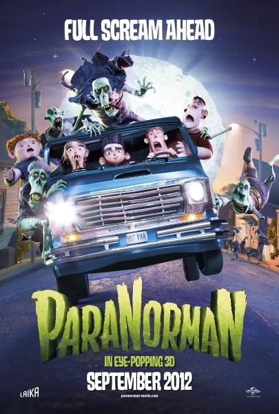 Фильм Паранорман или как приручить зомби (Paranorman)