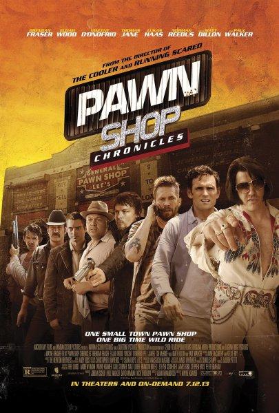 Фильм Хроники ломбарда (Pawn Shop Chronicles)