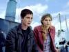 Logan Lerman и Alexandra Daddario в фильме Перси Джексон и море чудовищ (Percy Jackson Sea of Monsters)
