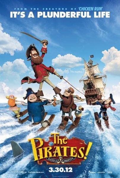 Мультфильм Пираты: банда неудачников (Pirates The Band of Misfits)