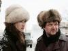 Мария Шукшина и Константин Воробьев в фильме Похороните меня за плинтусом