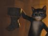Сцена из мультфильма Кот в сапогах (Puss in Boots)