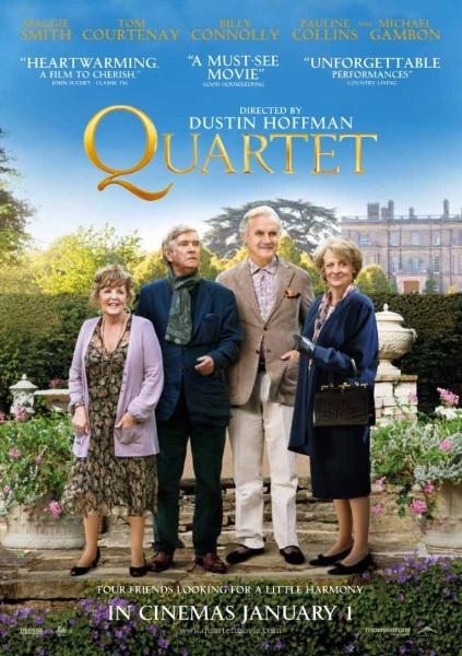 Фильм Квартет (Quartet)