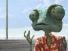 Сцена из мультфильма Ранго (Rango)