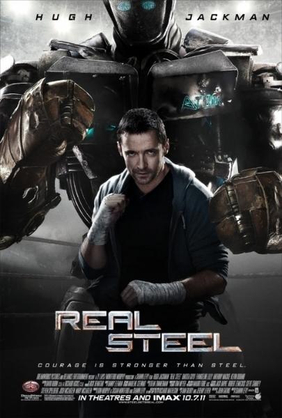 Фильм Живая сталь (Real Steel)