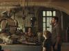 Dakota Goyo, Evangeline Lilly и Hugh Jackman