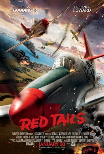 Фильм Красные хвосты (Red Tails)