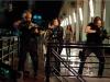 Milla Jovovich, Johann Urb и Boris Kodjoe в фильме Обитель зла Возмездие (Resident Evil Retribution)