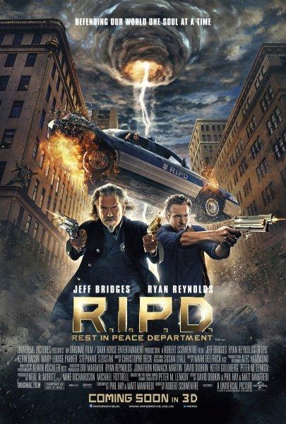 Фильм Призрачный патруль (RIPD)