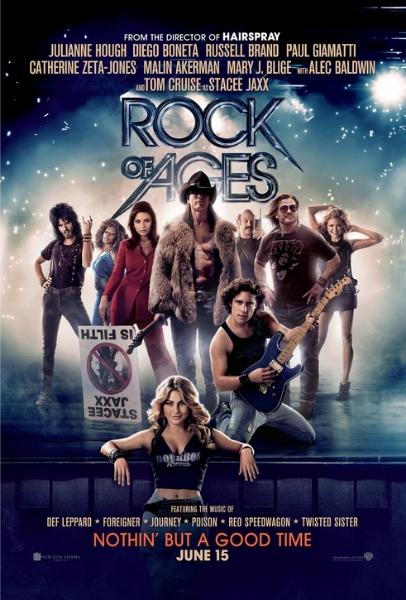 Фильм Рок на века (Rock of Ages)