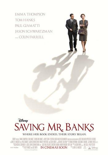 Фильм Спасти мистера Бэнкса (Saving Mister Banks)