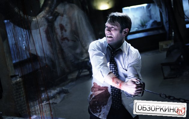 Peter Outerbridge в фильме Пила 6 (Saw 6)