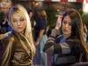 Amanda Crew и Katrina Bowden в фильме Сексдрайв (Sex Drive)