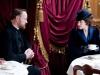 Rachel McAdams и Jared Harris в фильме Шерлок Холмс 2 Игра теней (Sherlock Holmes A Game of Shadows)