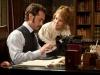 Jude Law и Kelly Reilly в фильме Шерлок Холмс 2 Игра теней (Sherlock Holmes A Game of Shadows)