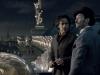 Robert Downey Jr. и Jude Law в фильме Шерлок Холмс 2 Игра теней (Sherlock Holmes A Game of Shadows)