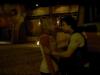 Adelaide Clemens и Kit Harington в фильме Сайлент Хилл 2 3D (Silent Hill Revelation 3D)