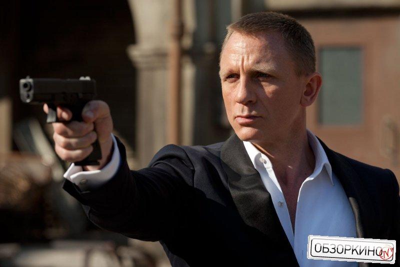 """Daniel Craig в фильме 007: координаты \""""Скайфолл\"""" (Skyfall)"""