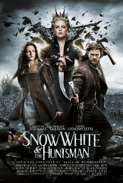Фильм Белоснежка и охотник (Snow White and the Huntsmen)