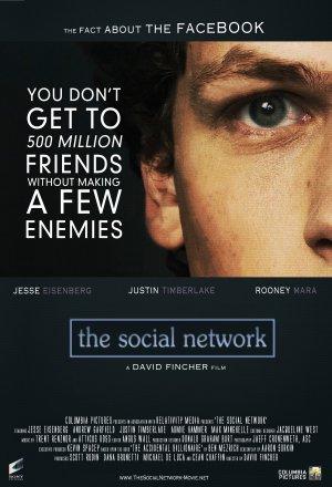 Фильм Социальная сеть (The Social Network)