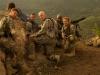 Sean Bean, Dominic Monaghan, James Cromwell, Ving Rhames и Christian Slater в фильме Солдаты удачи (Soldiers of Fortune)
