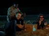 Charlie Bewley и Dominic Monaghan в фильме Солдаты удачи (Soldiers of Fortune)