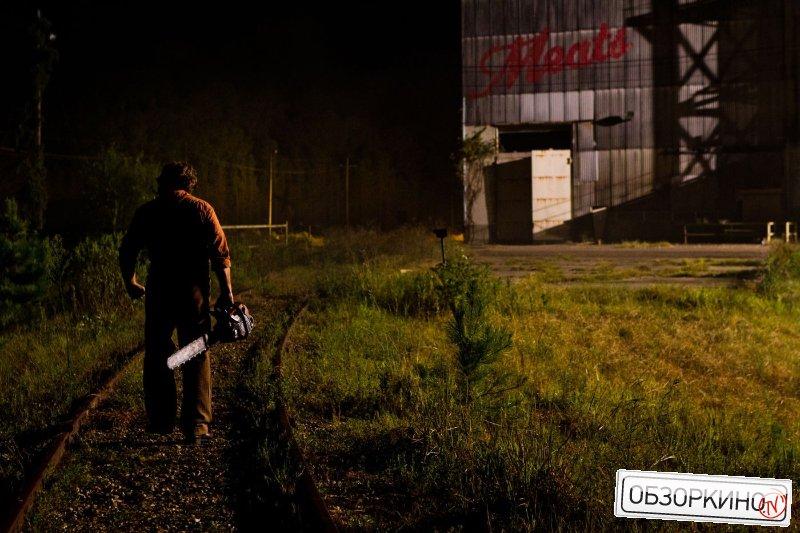 Сцена из фильма Техасская резня бензопилой 3D (Texas Chainsaw 3D)