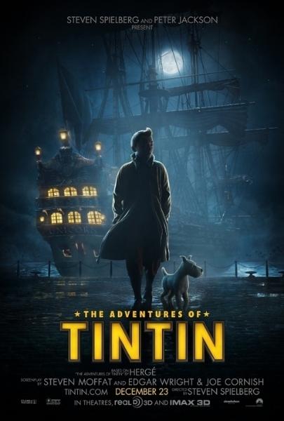 Мультфильм Приключения Тинтина: тайна Единорога (The Adventures of Tintin)