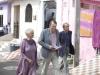 Judi Dench, Tom Wilkinson и Bill Nighy в фильме Отель Мэриголд лучший из экзотических (The Best Exotic Marigold Hotel)