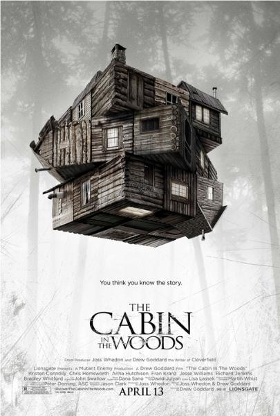 Фильм Хижина в лесу (The Cabin In The Woods)