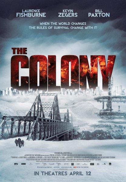 Фильм Колония (The Colony)
