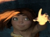 Сцена из мультфильма Семейка Крудс (The Croods)